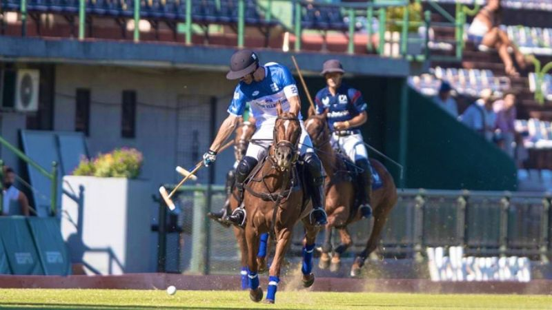 Ellerstina sigue arrasando y define su pase a la final de Palermo